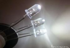 5mm White LED