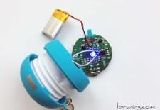 Speaker Circuit from a Mini Travel Speaker